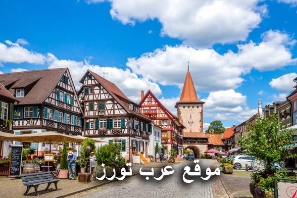 فنادق بادن بادن للمسافرون العرب